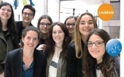 Deux élèves du lycée lauréates du concours Jules Verne